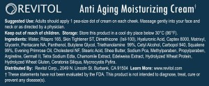 revitol-cream-ingredients