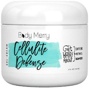 Body Merry Cellulite Defense Gel-Cream