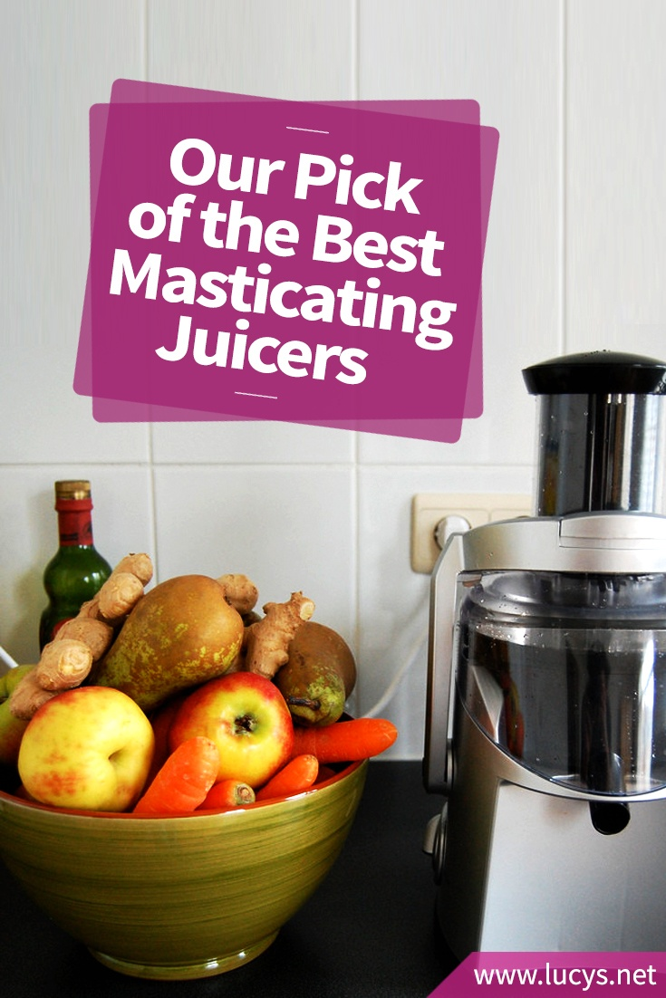 Our Pick of the Best Masticating Juicers