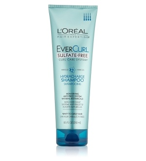 Loreal Paris EverCurl Hydracharge Shampoo