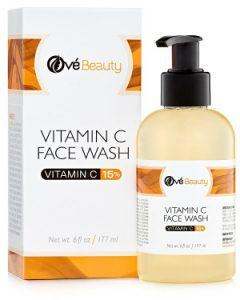 Ove Beauty Vitamin C Face Wash
