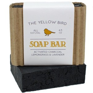 the-yellow-bird-activated-charcoal-soap-bar