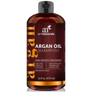 Art Naturals Argan Oil Shampoo for Hair Growth Therapy