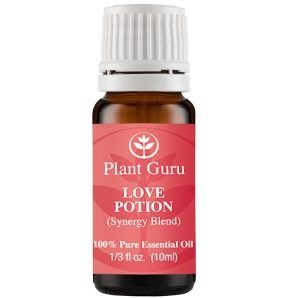 Plant Therapy Love Potion Synergy Essential Oil Blend
