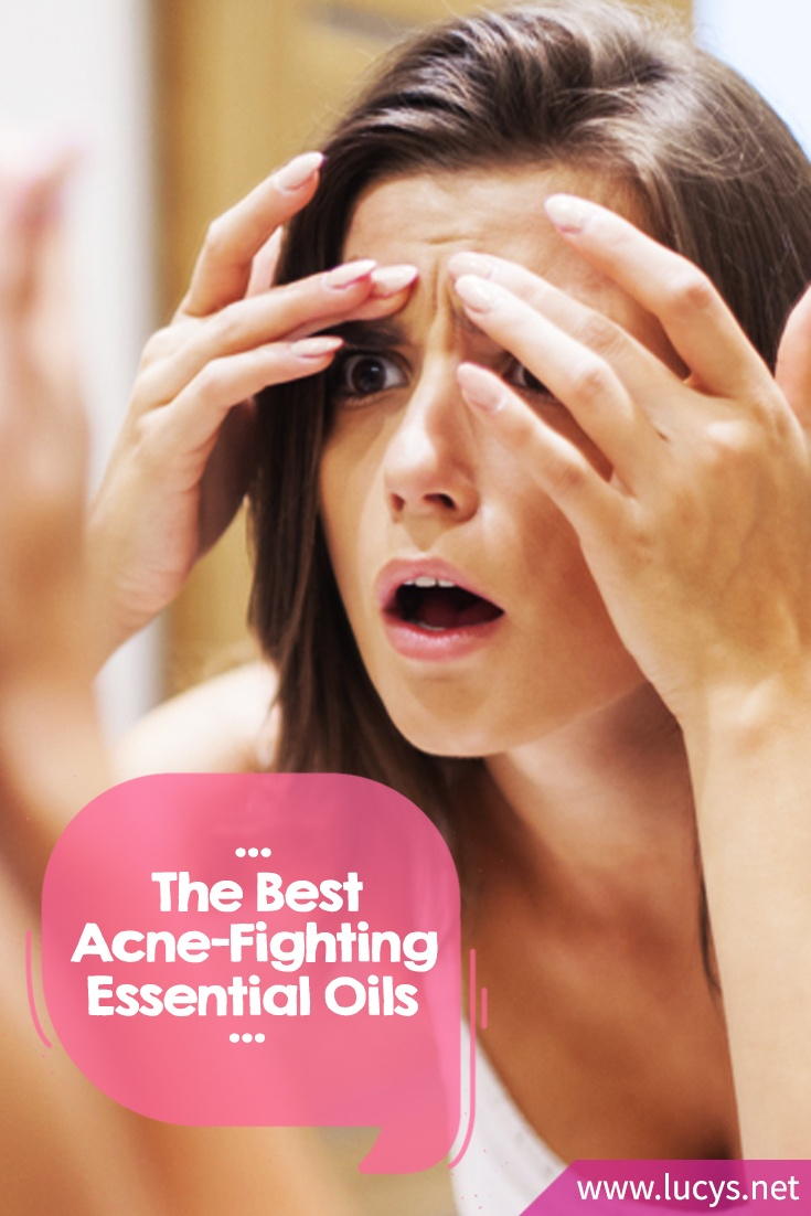 The Best Acne Fighting Essential Oils to Manage Your Outbreaks