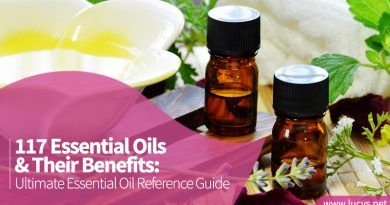 The Ultimate Guide to Health Benefits, Uses & Safety of 117 Essential Oils