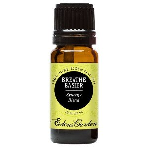 Edens Garden Breathe Easier Synergy Essential Oil Blend