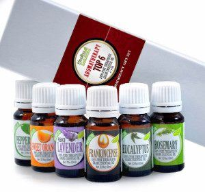 Healing Solutions Essential Oils