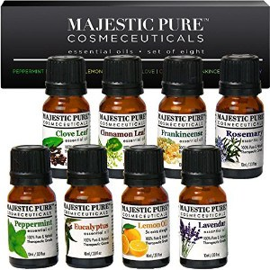 Majestic Pure Essential Oils