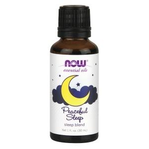NOW Peaceful Sleep Essential Oil Blend