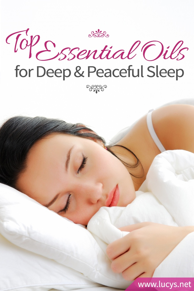 The Best Essential Oils for a Deep and Peaceful Sleep