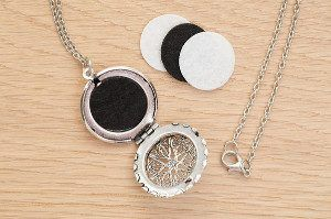 The Oil Collection Aromatherapy Diffuser Locket