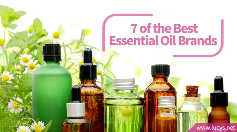 Best Essential Oil Brands Worthy of Your Trust (Top 7 ...