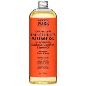 Majestic Pure Anti Cellulite Massage Oil
