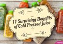 11 Surprising Benefits of Drinking Cold Pressed Juice Every Day