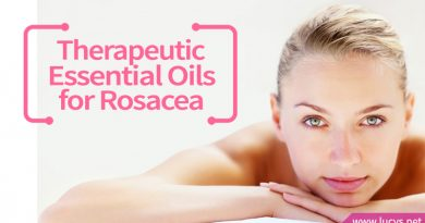 9 Essential Oil Blends to Soothe Your Rosacea (Including Acne-Roscacea)