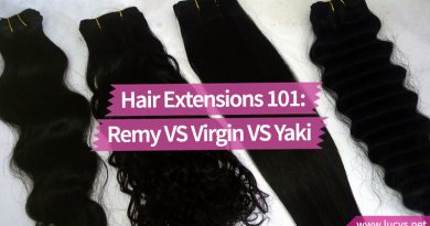 Hair Extensions 101: What is the Difference Between Remy, Virgin & Yaki Hair