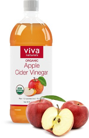 Viva Natural Organic Apple Cider Vinegar